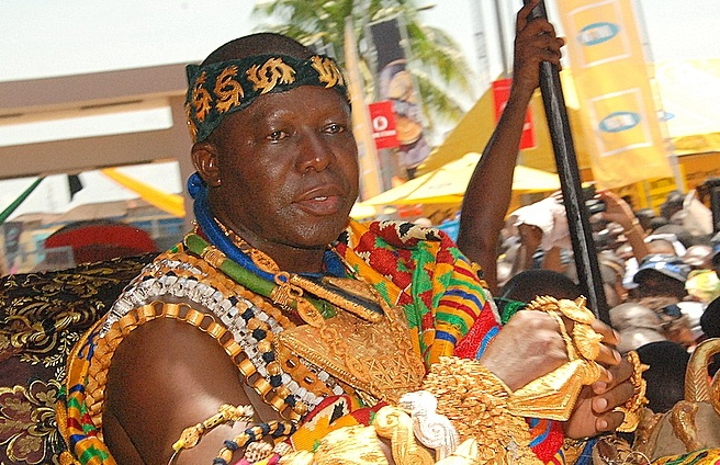 Asantehene, King Osei Tutu II